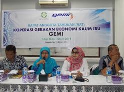 Rapat Anggota Tahunan (RAT) 2014