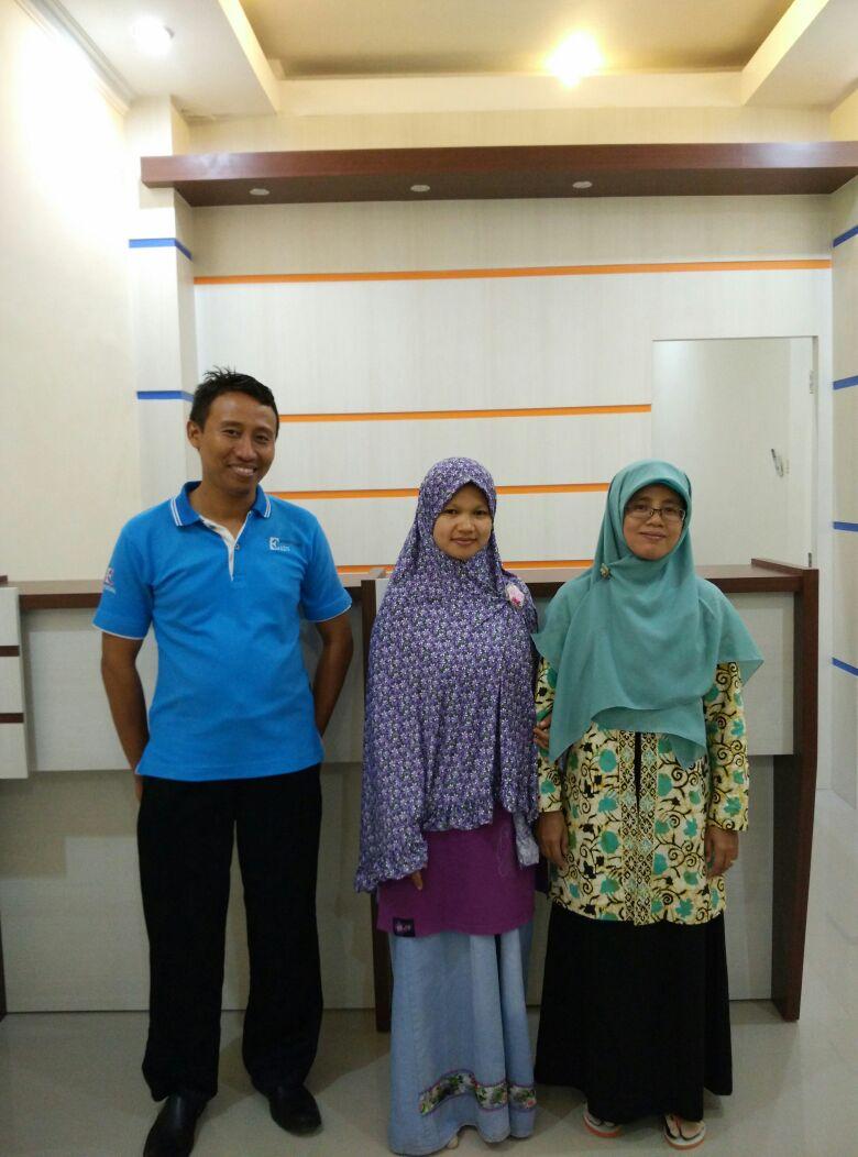 Kunjungan Yayasan Ribatul Ukhuwah Tegal ke Koperasi Syariah GEMI